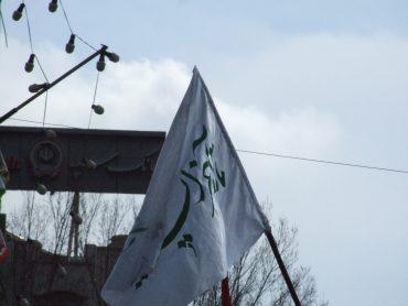 عکس آزادی پرچم
